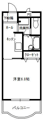 TOYOMI杵築(間取)