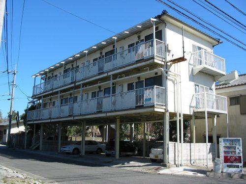 祇園第1アパート-302